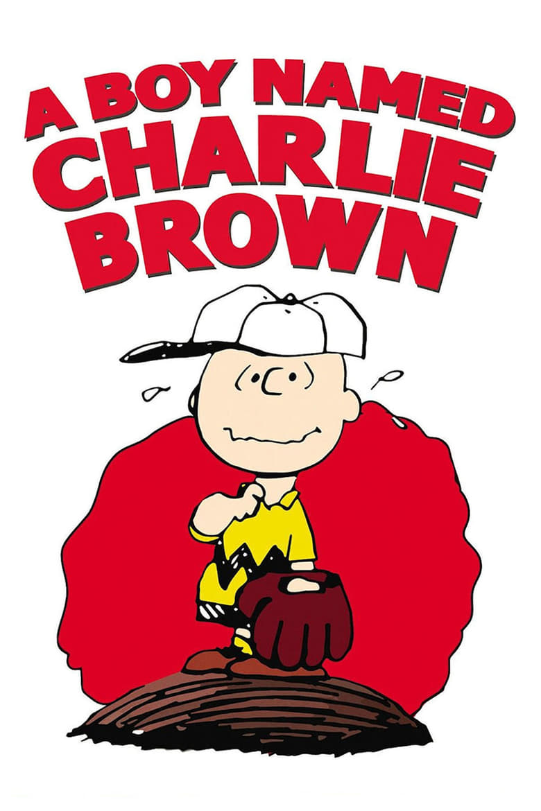 Theatrical poster for A Boy Named Charlie Brown