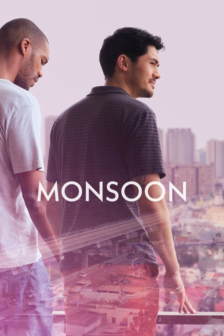 Theatrical poster for Monsoon