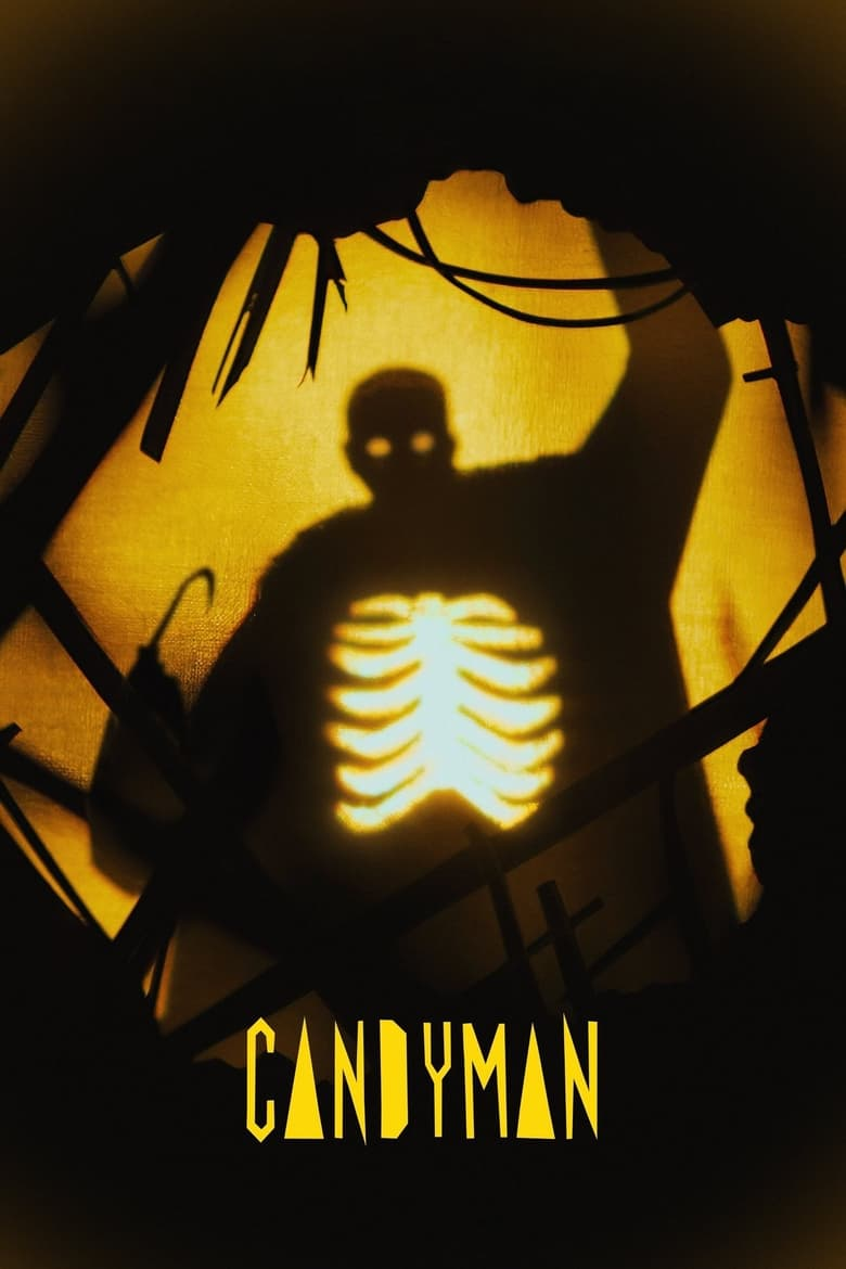 Theatrical poster for Candyman