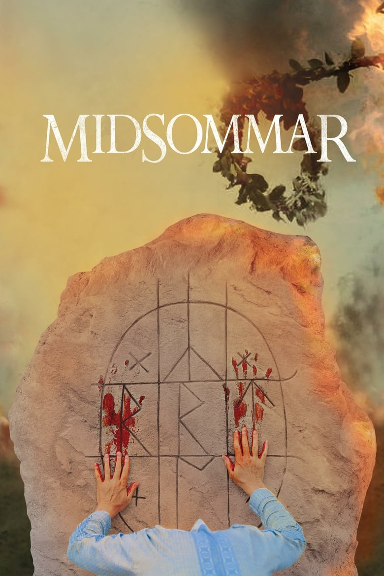 Theatrical poster for Midsommar-Director's Cut