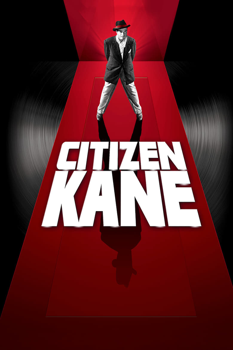 Theatrical poster for Citizen Kane