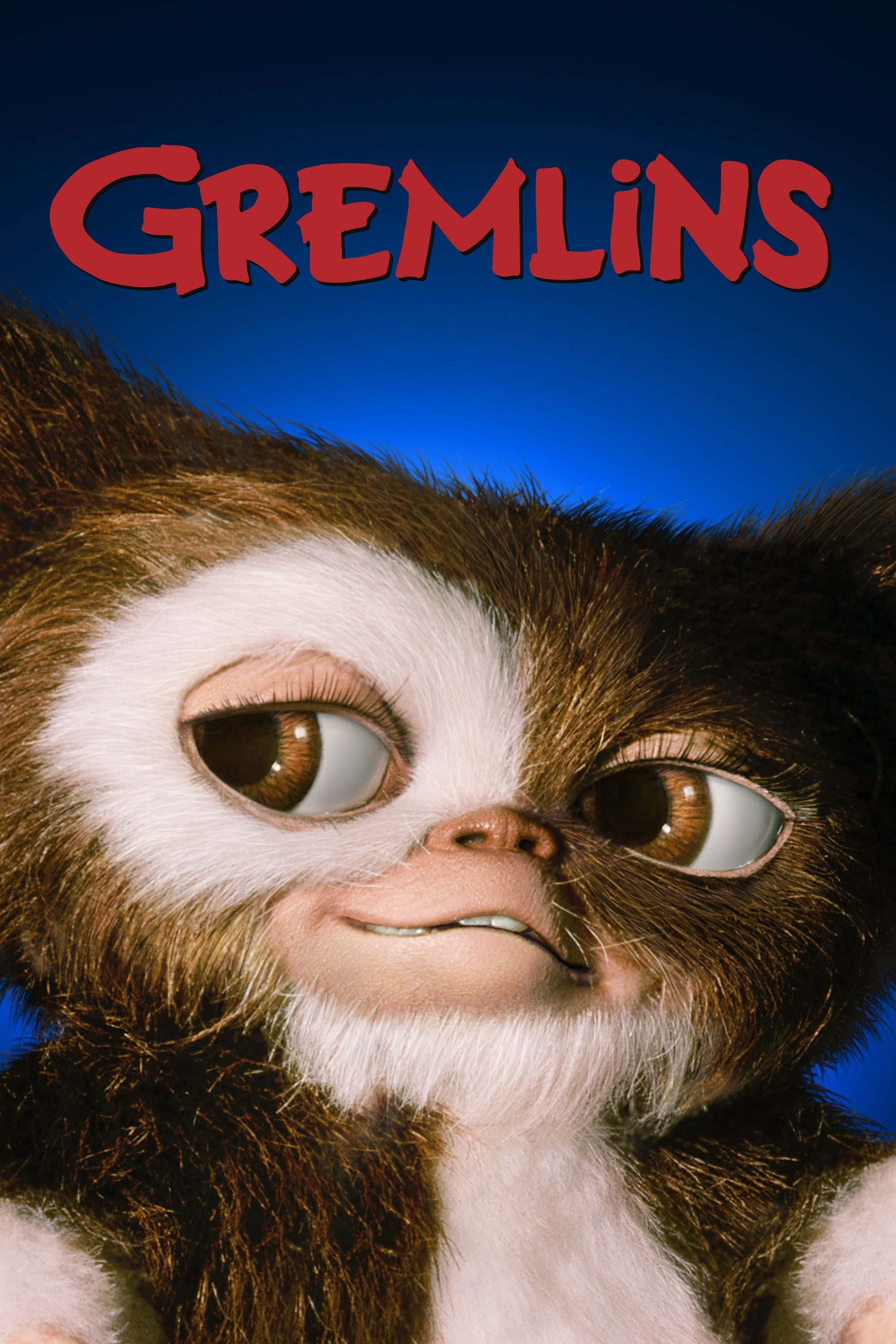 Theatrical poster for Gremlins
