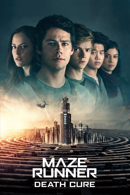 Maze Runner: The Death Cure poster