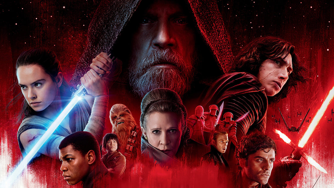 Star Wars: Episodio VIII – Los últimos Jedi Online