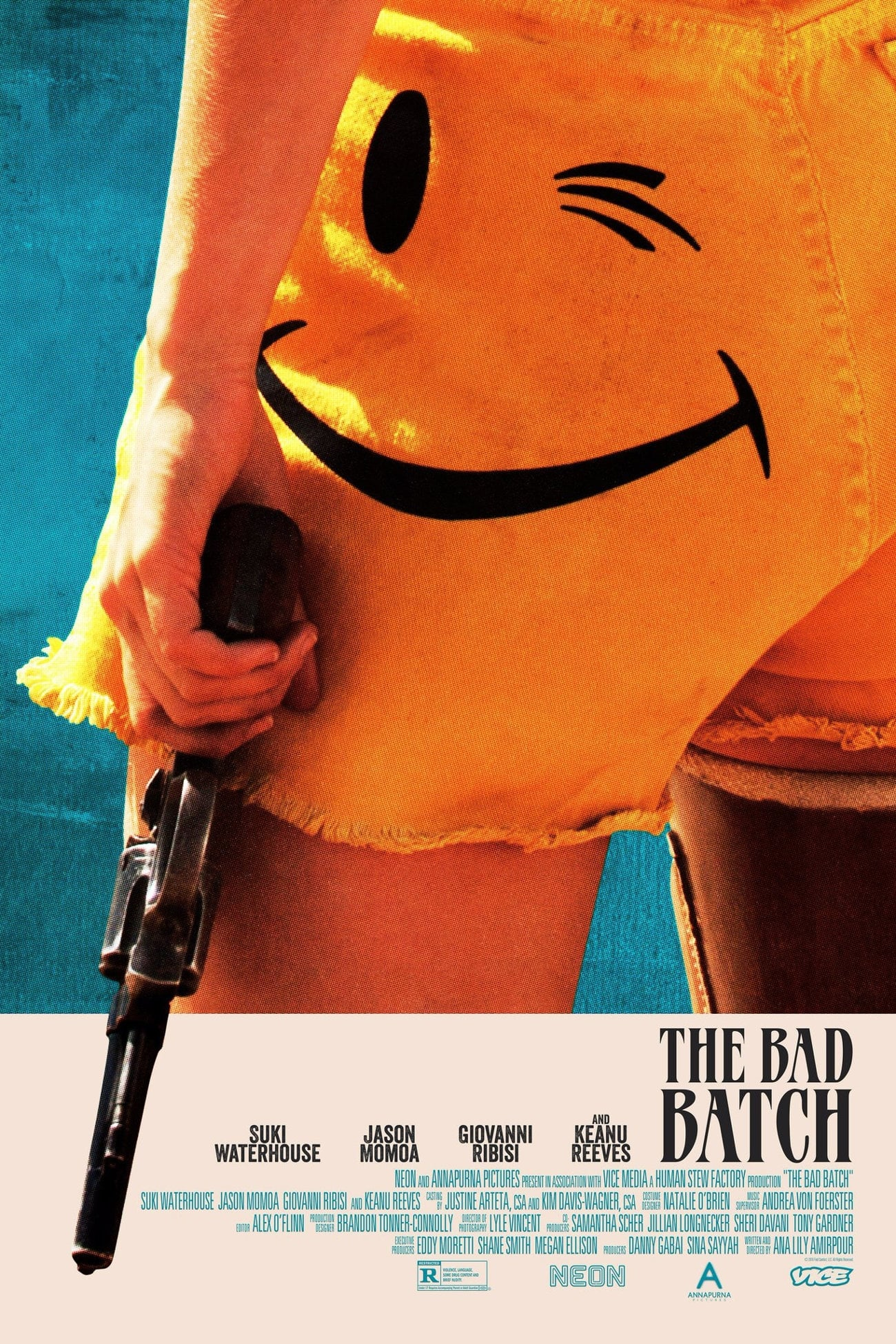 Assistir The Bad Batch Legendado Online Legendado 1080p