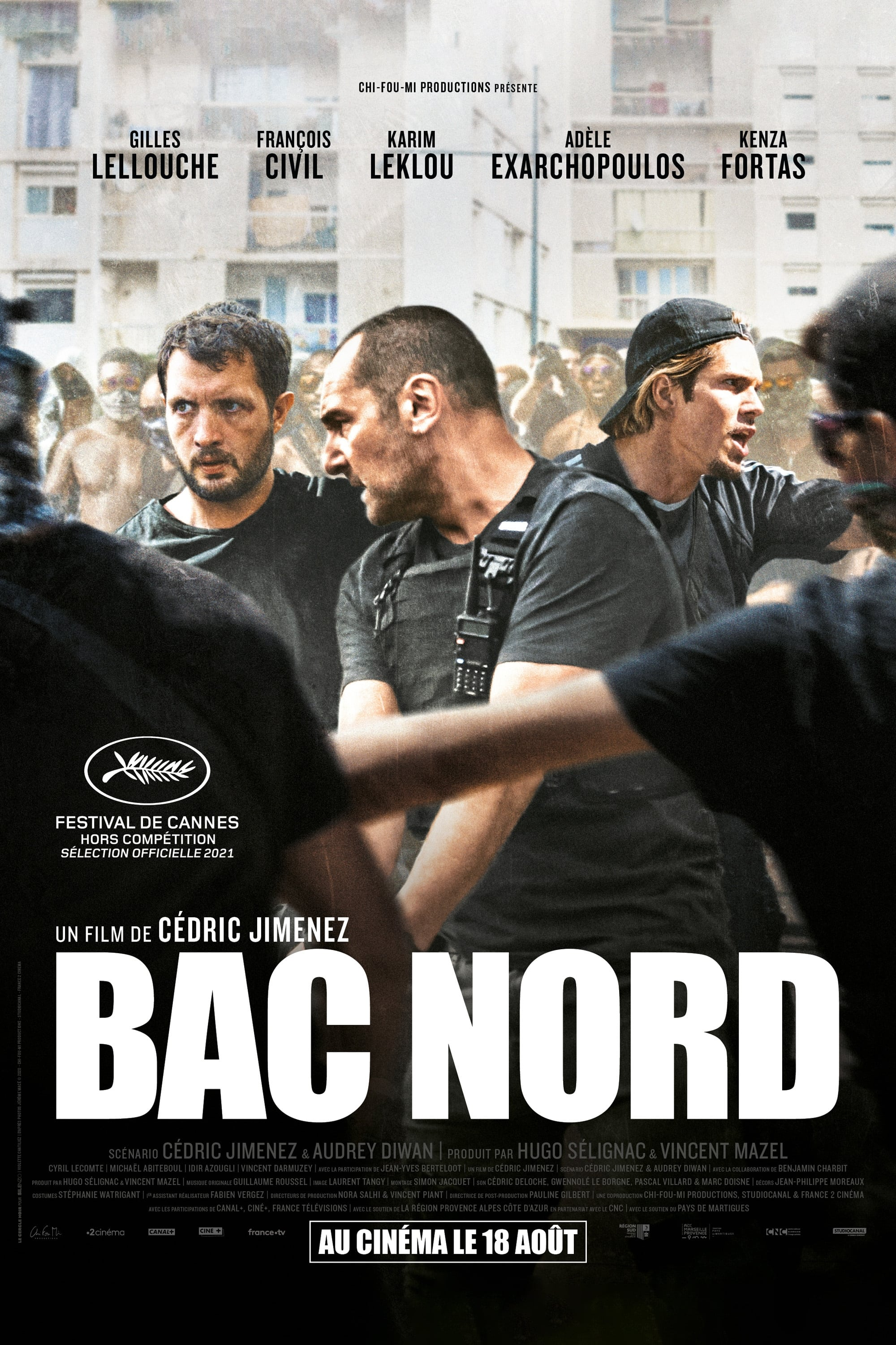 BAC Nord poster