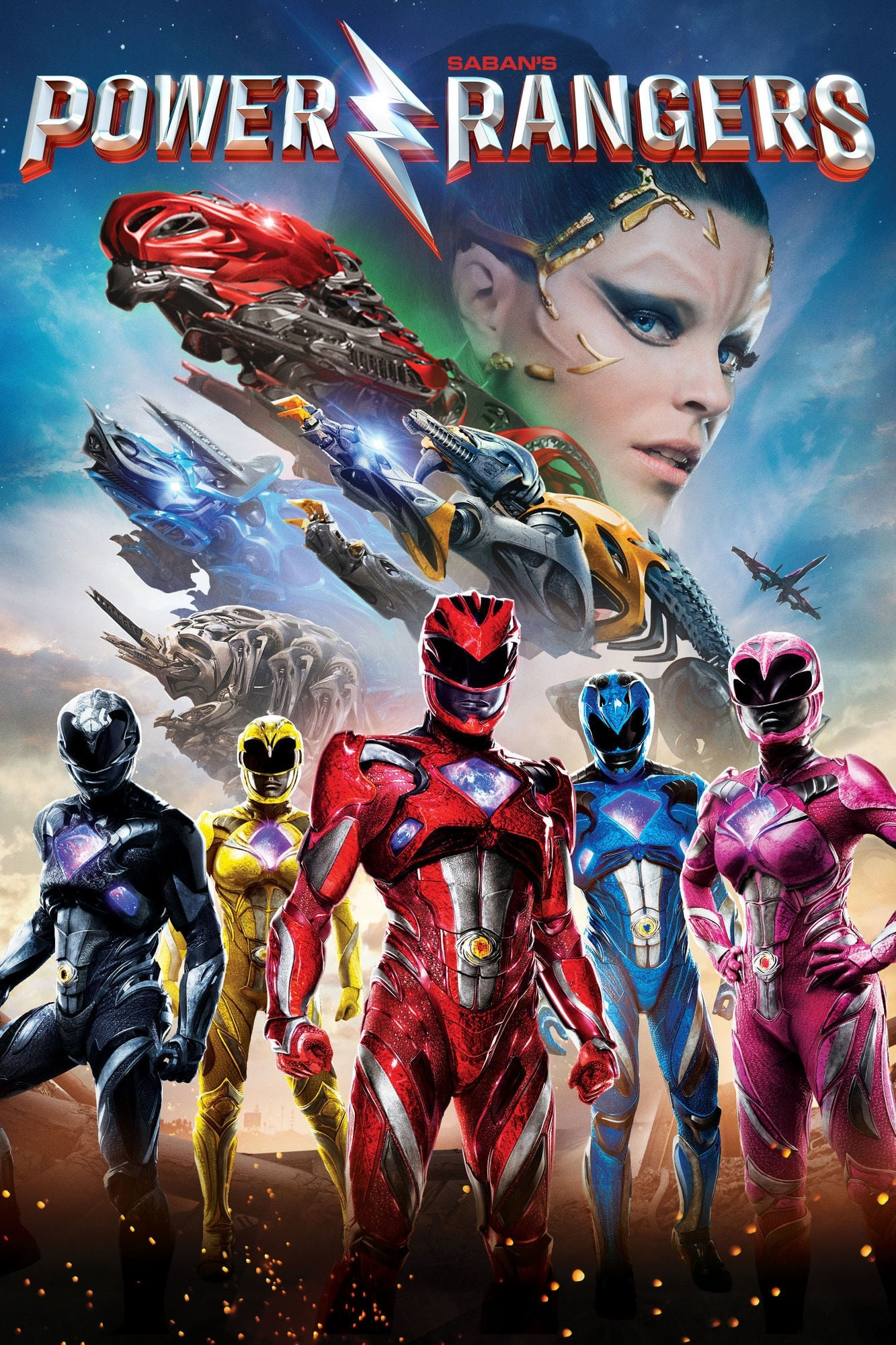 Assistir Power Rangers Legendado Online Legendado 1080p