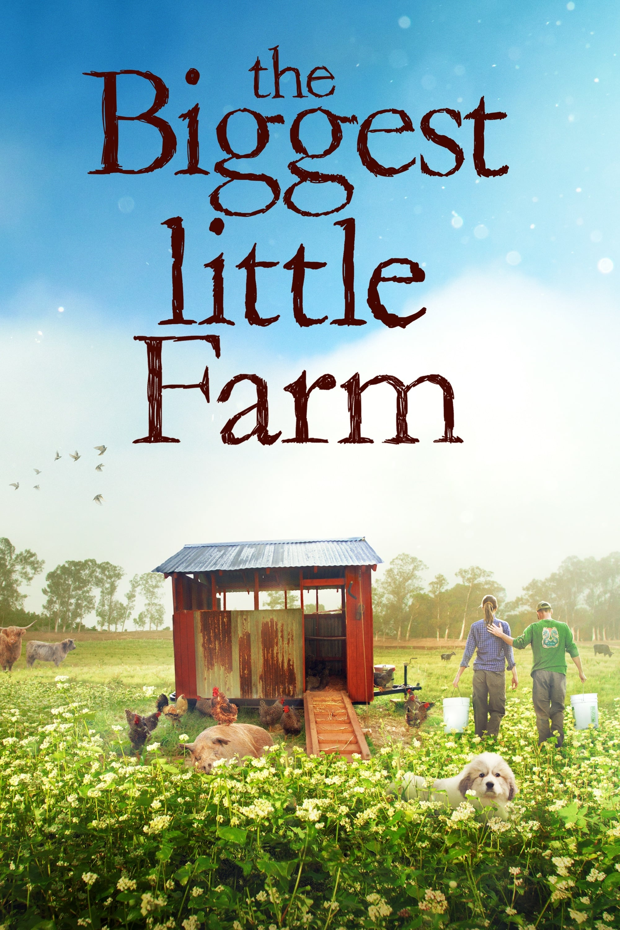 The Biggest Little Farm Legendado