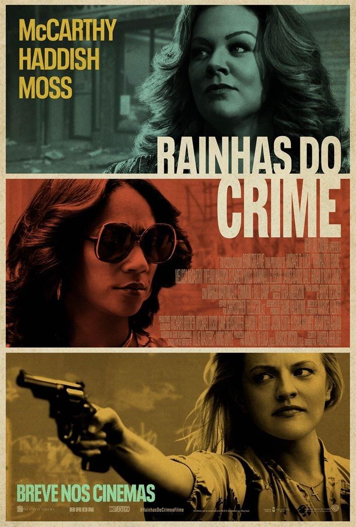 Rainhas do Crime Dublado