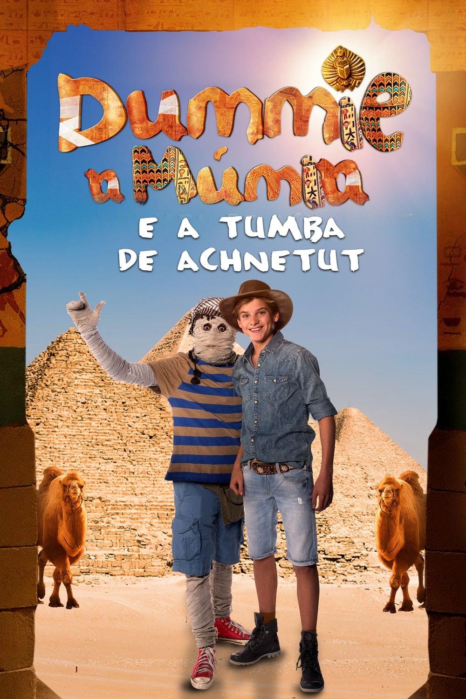 Dummie A Múmia e a Tumba de Achnetut Dublado