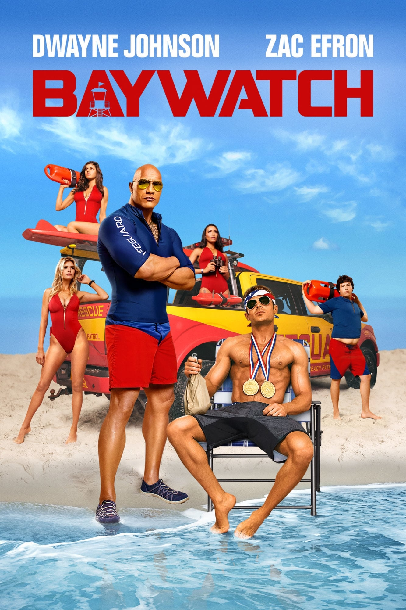 Assistir Baywatch Legendado Online Legendado 1080p