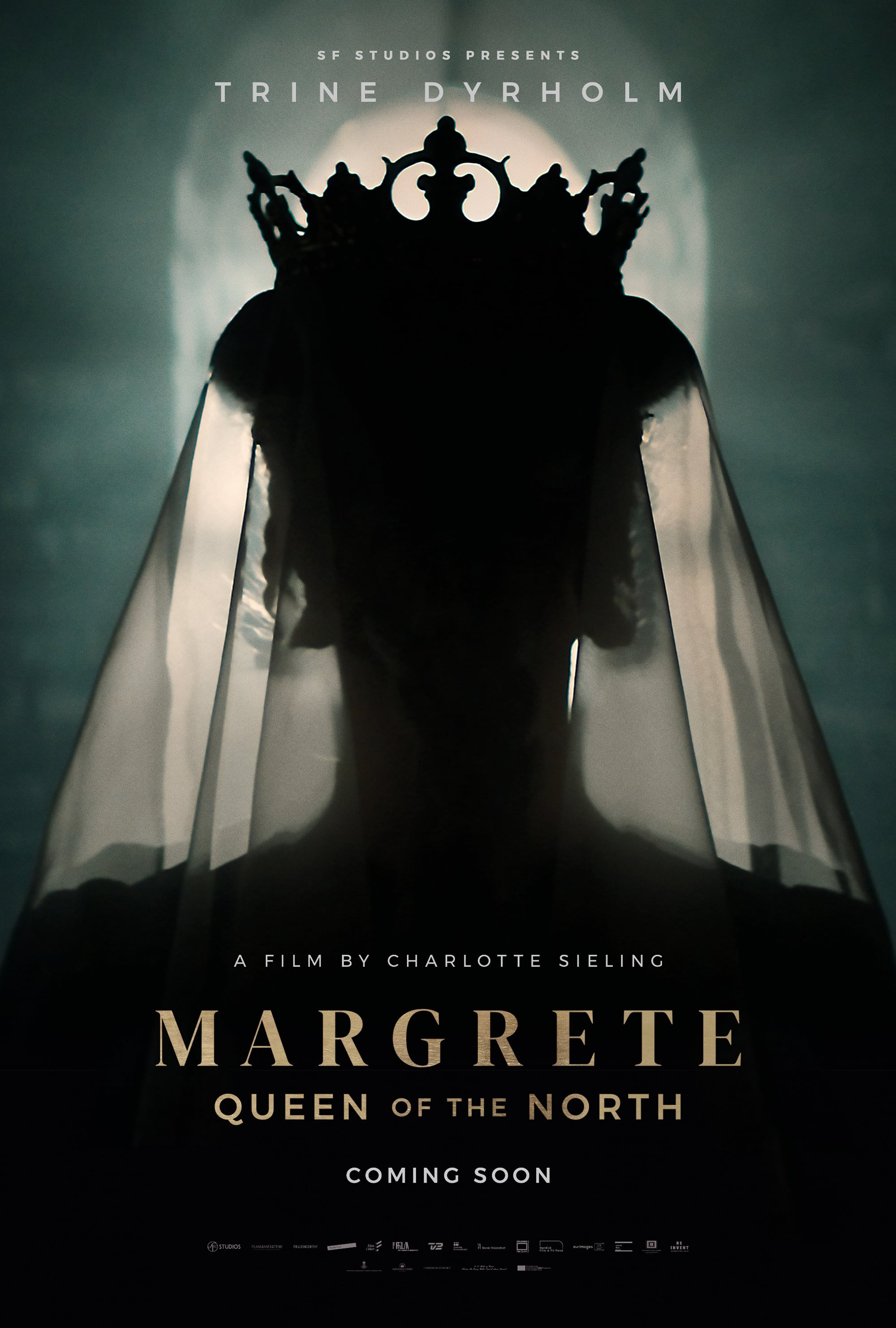 Margrete den første poster