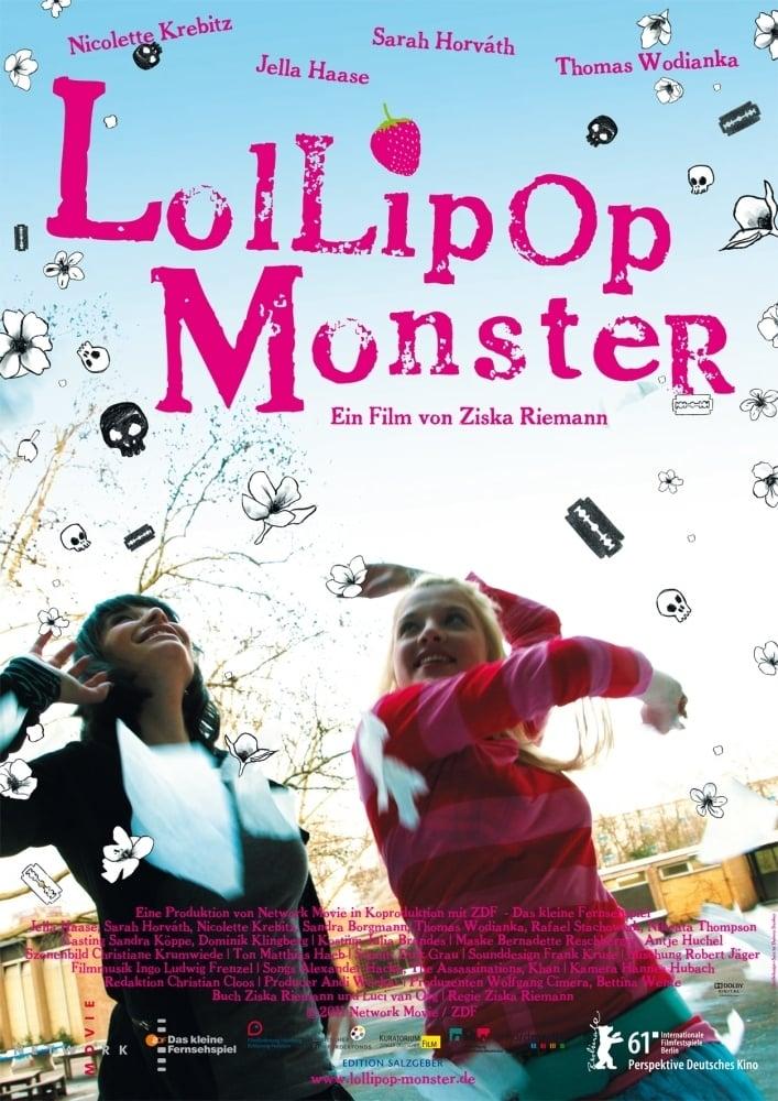 Lollipop Monster