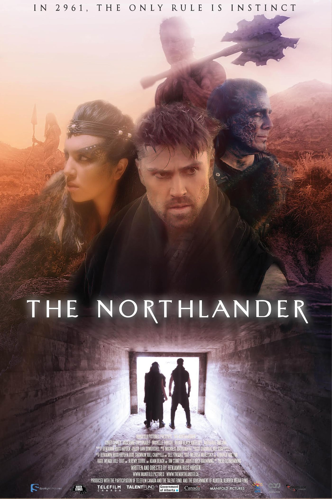 Assistir The Northlander Legendado Online Legendado 1080p