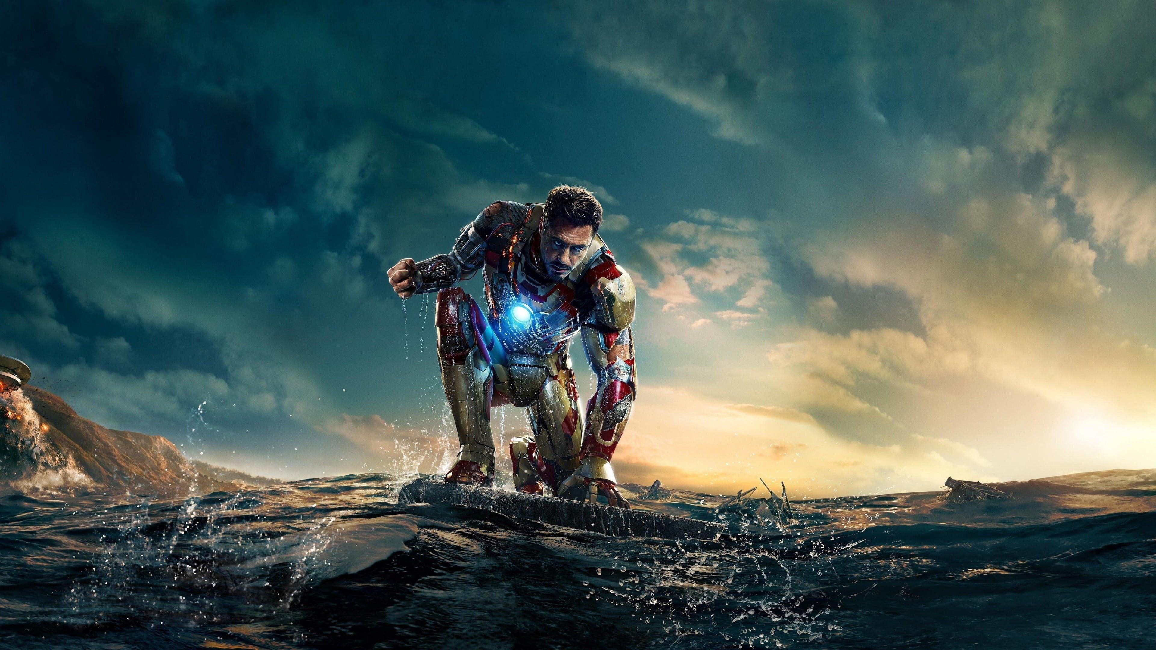 Homem de Ferro 3 Dublado Online