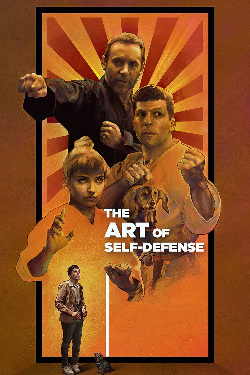 The Art of Self-Defense Dublado