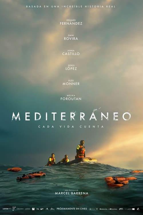Mediterráneo poster