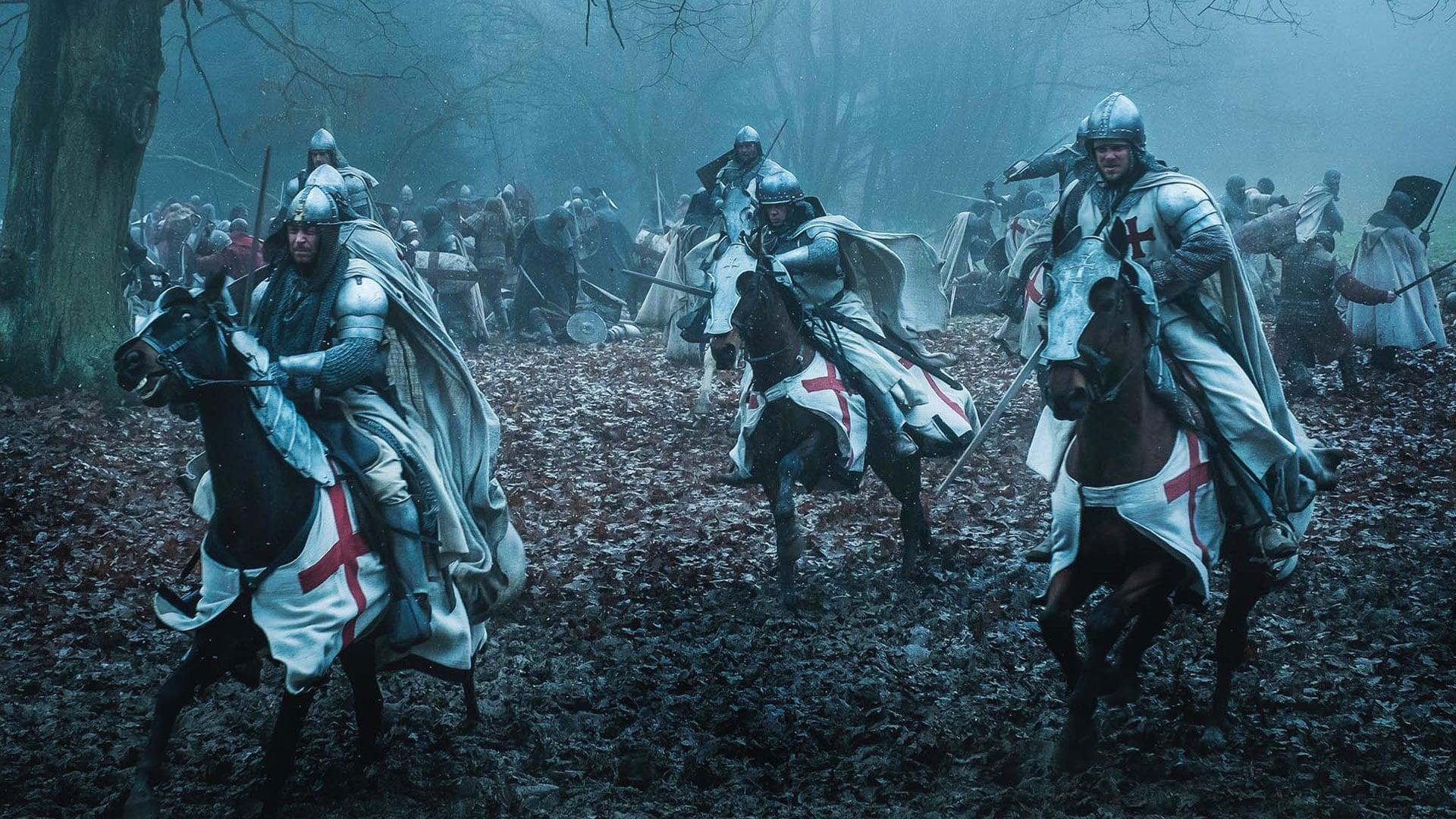 Seriál Knightfall online zdarma