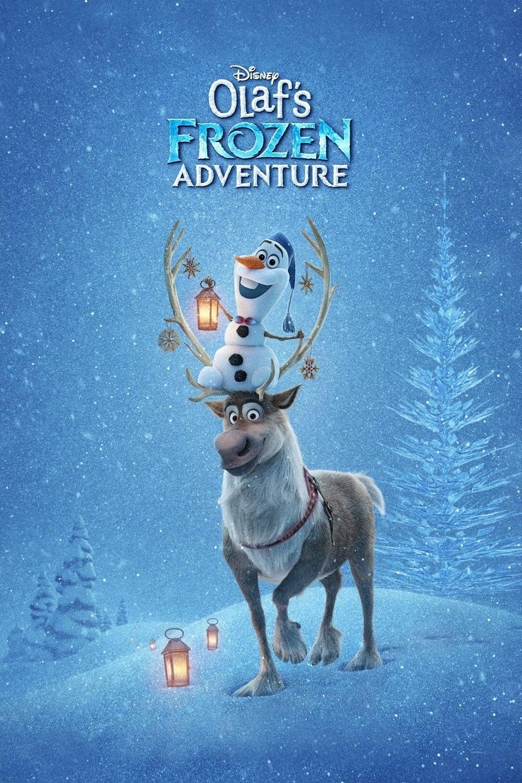 Ľadové kráľovstvo: Vianoce s Olafom