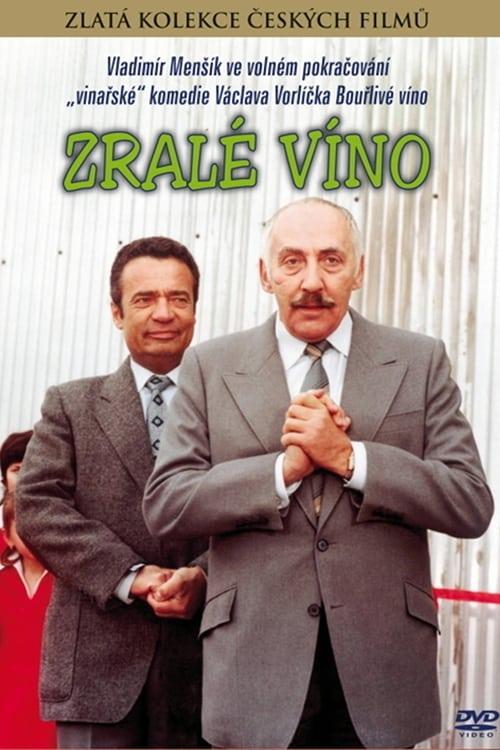 Zrelé víno