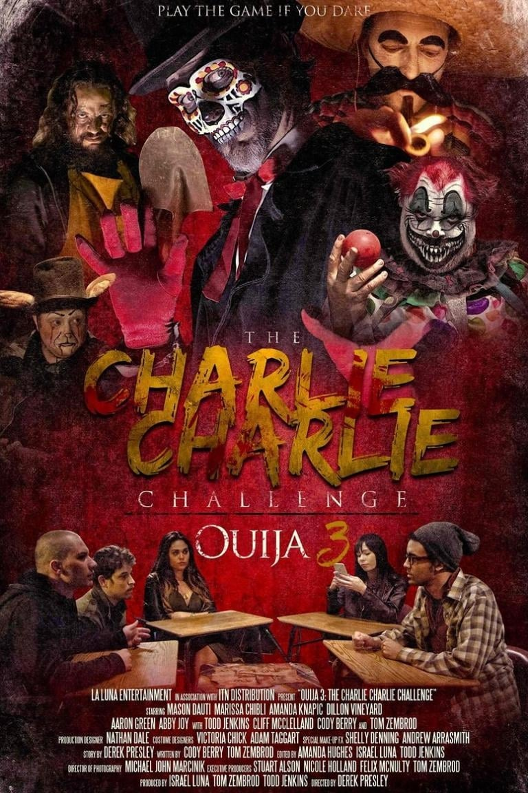 Assistir Ouija...E O Jogo Continua Dublado Online Dublado 1080p
