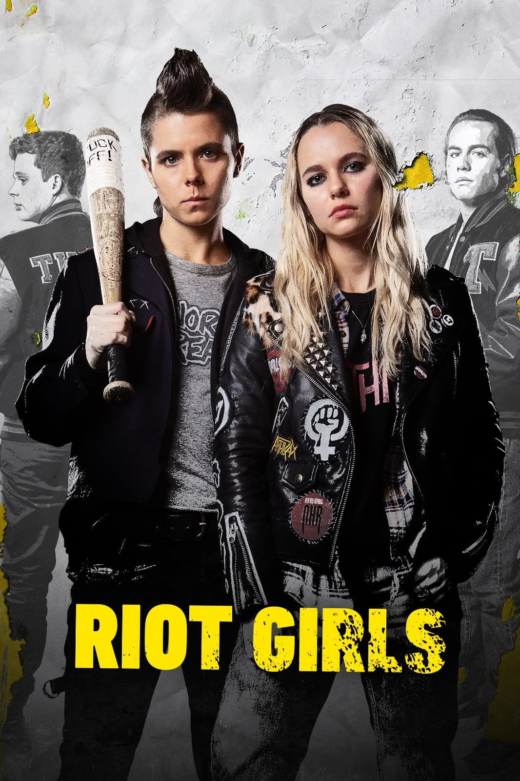 Riot Girls Legendado