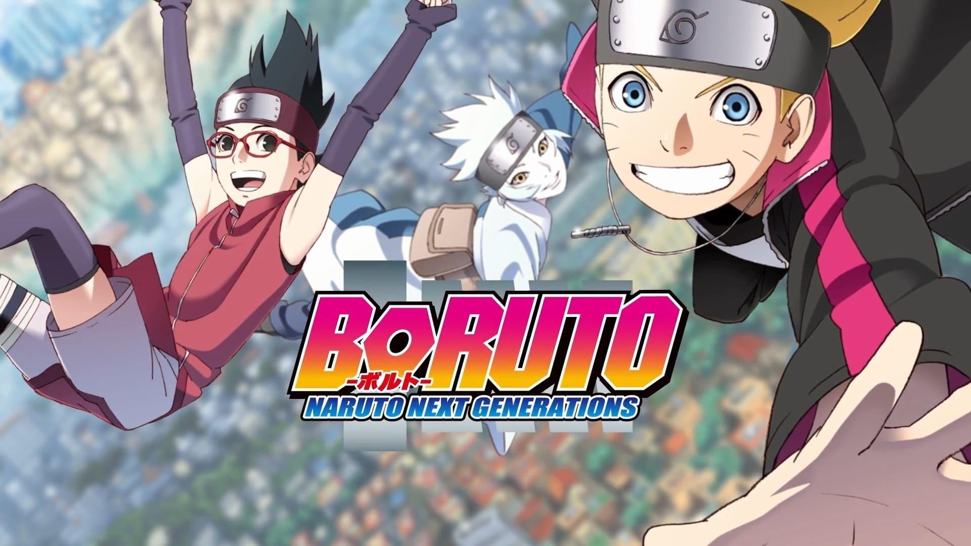 Boruto: Naruto Next Generations - Specials