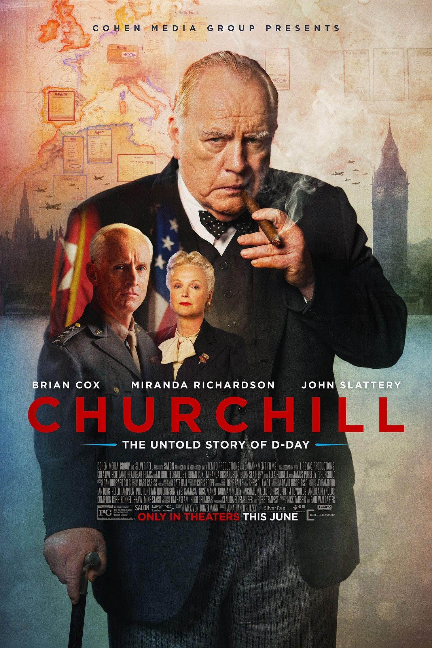 Assistir Churchill Dublado Online Dublado 1080p
