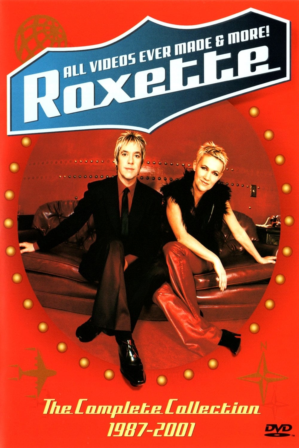 Roxette: All Videos Ever Made & More! (2001)
