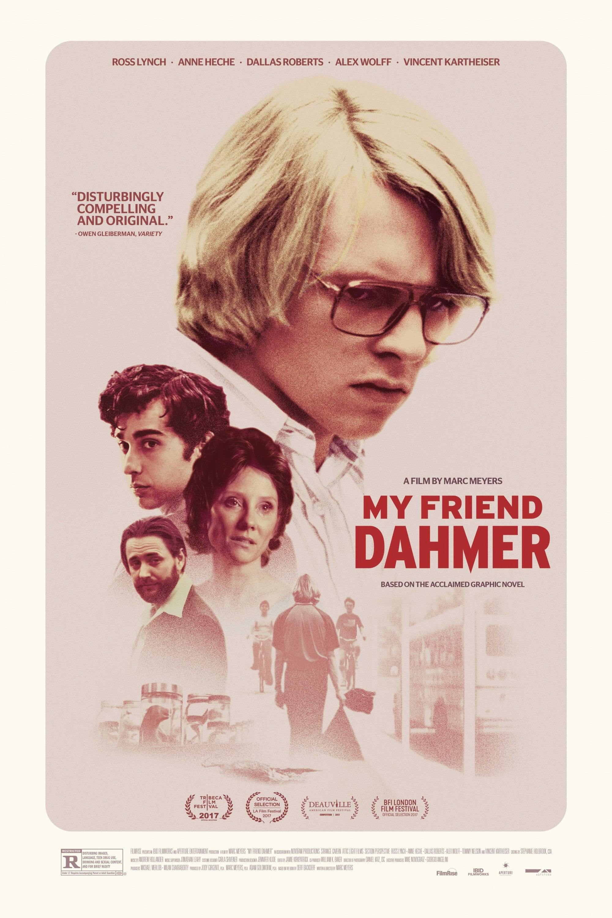 Assistir My Friend Dahmer Legendado Online Legendado 1080p