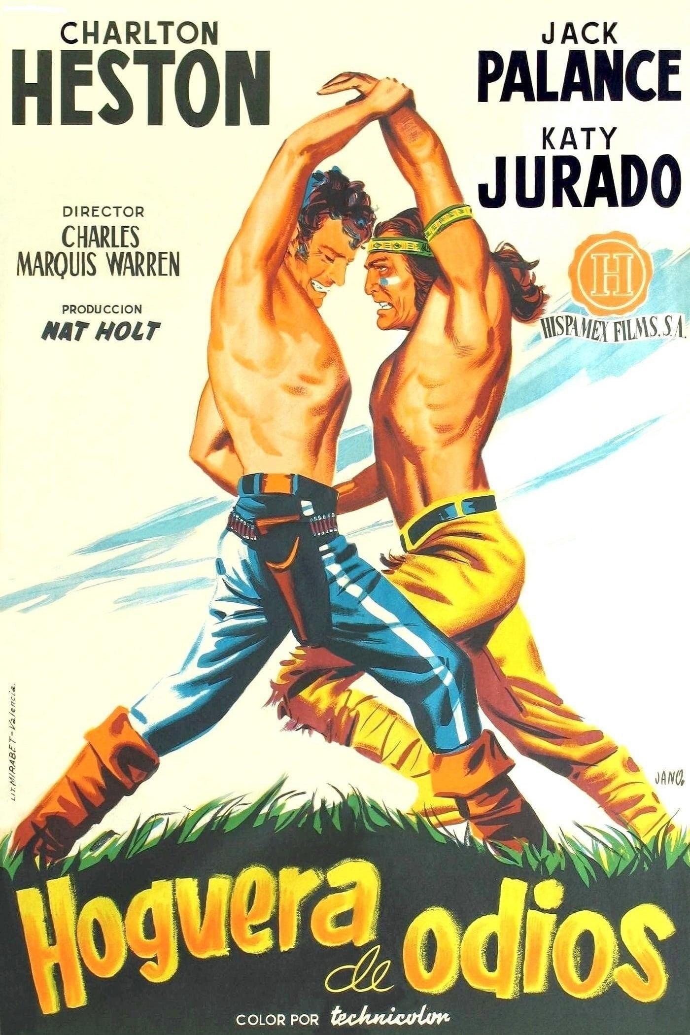 O Ultimo Guerreiro 1953 Dublado