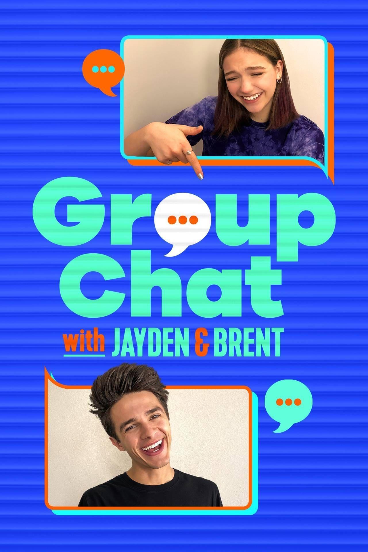 Chateando con Jayden y Brent