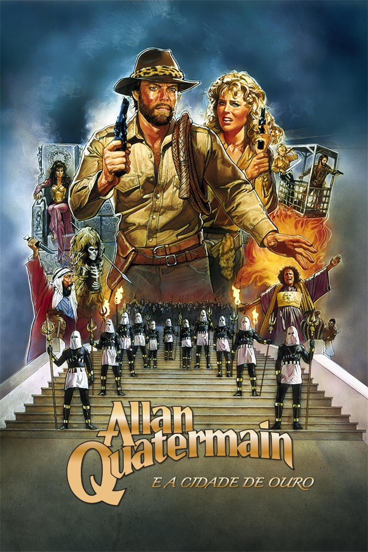 Allan Quatermain e a Cidade do Ouro Perdido Dublado