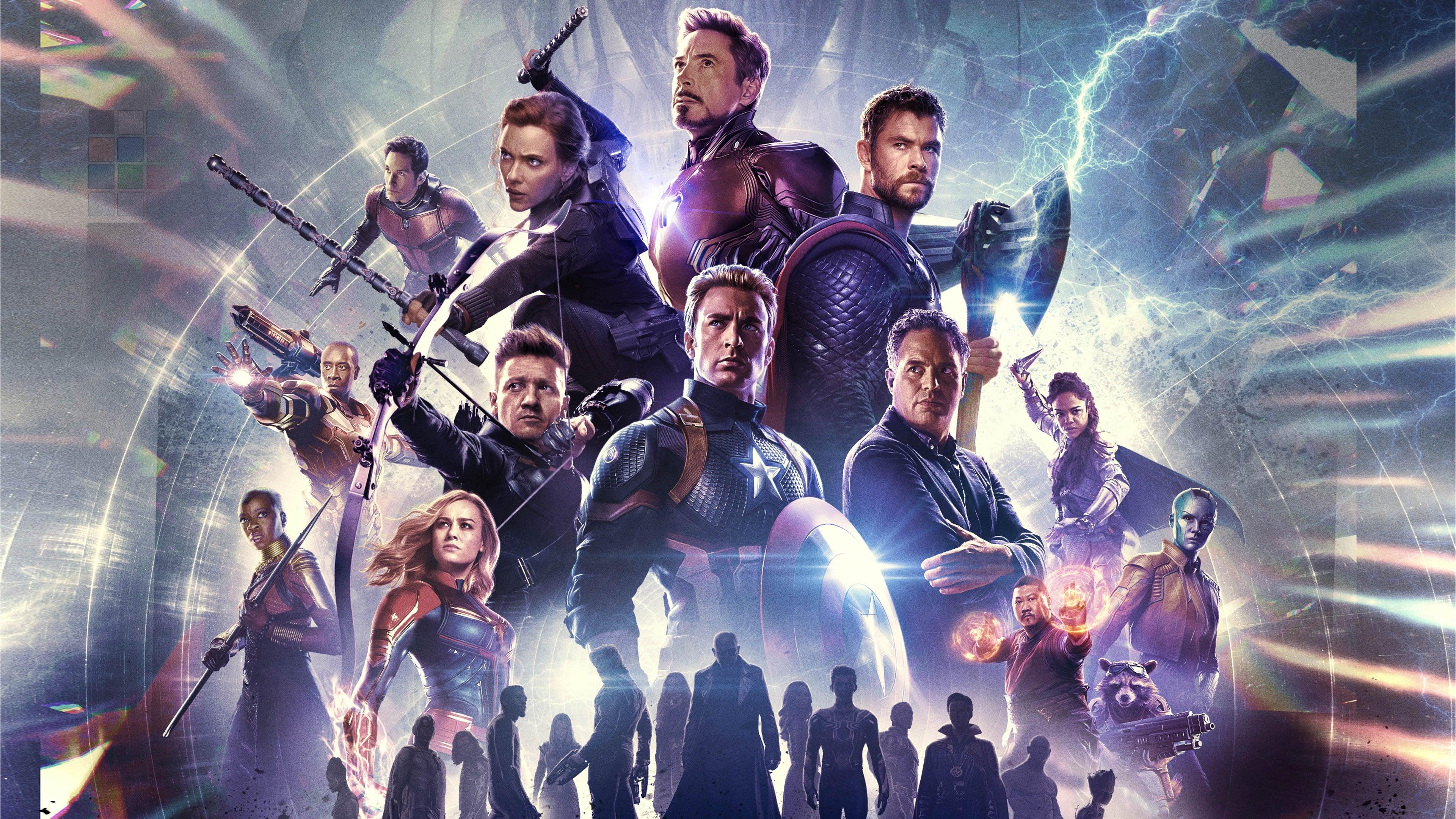 Bakgrund för Avengers: Endgame