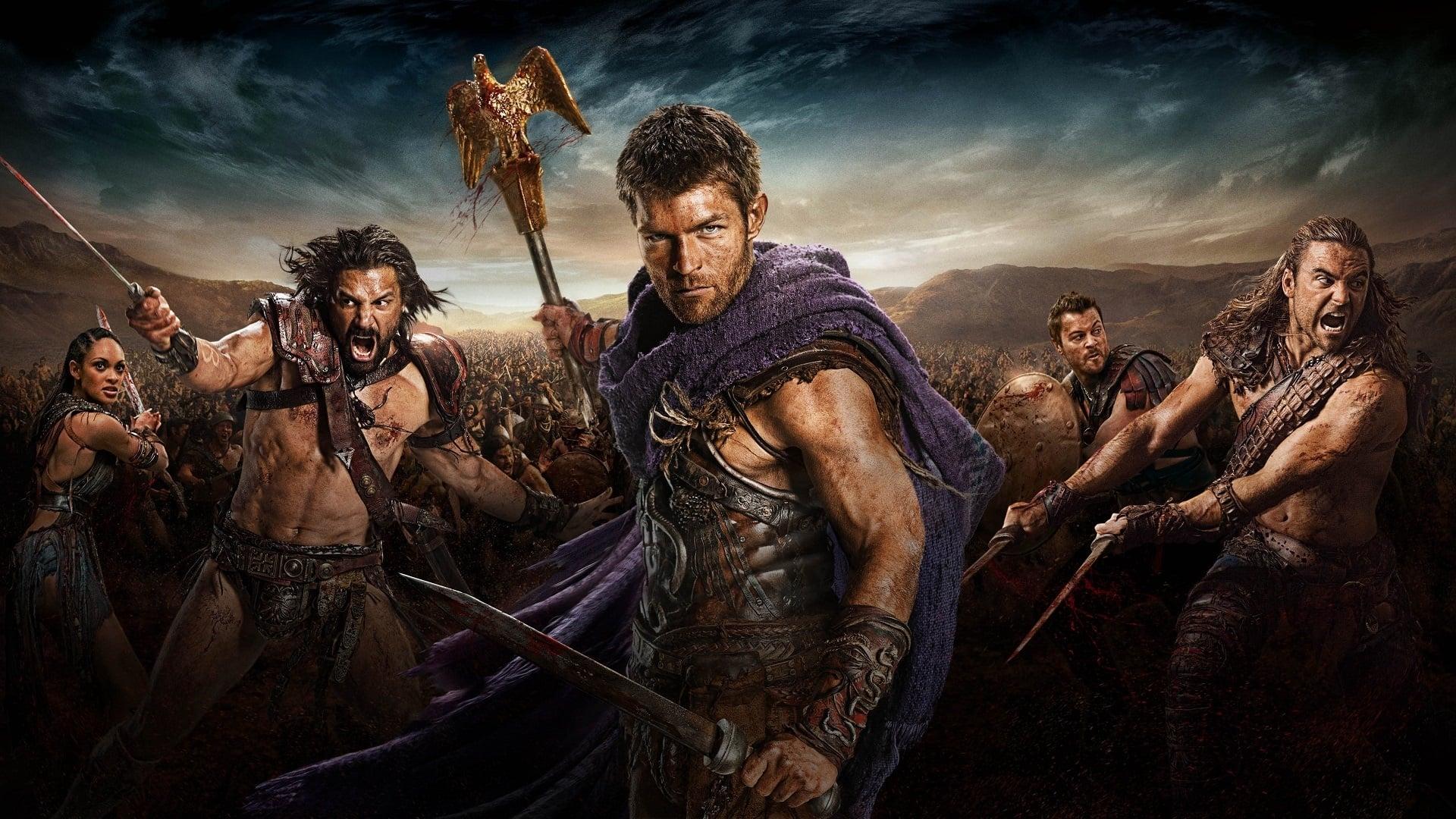 Seriál Spartacus online zdarma