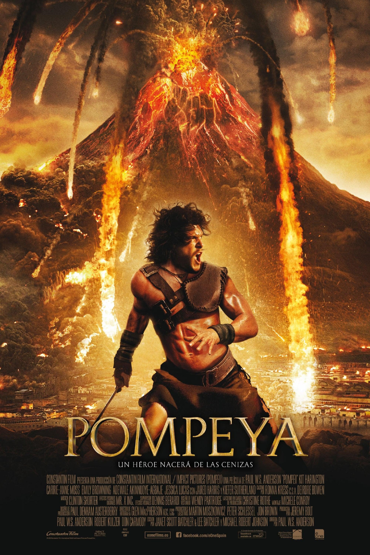 Pompeii: la furia del volcán