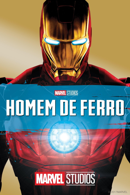 Homem de Ferro Dublado