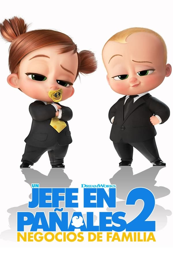 The Boss Baby: Family Business poster