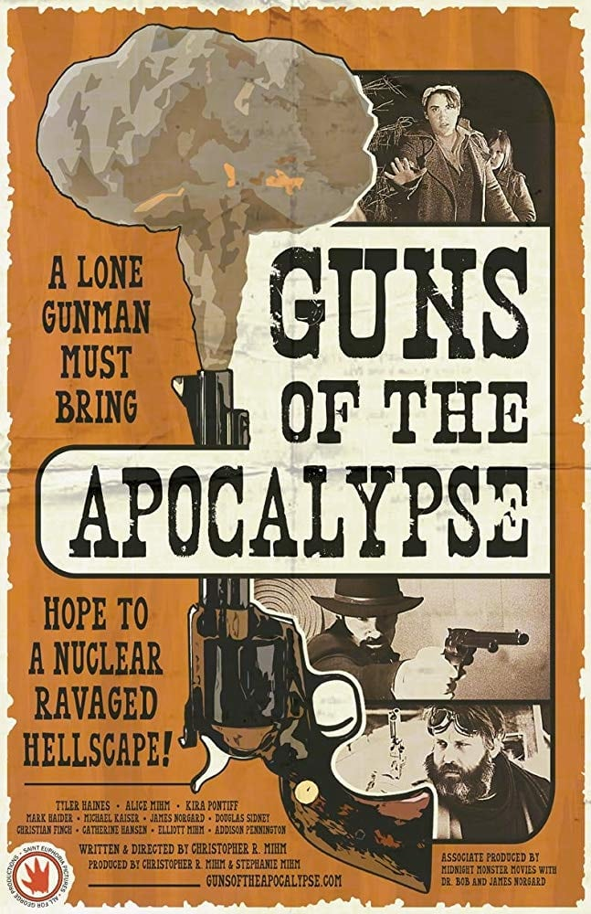 Guns of the Apocalypse Dublado