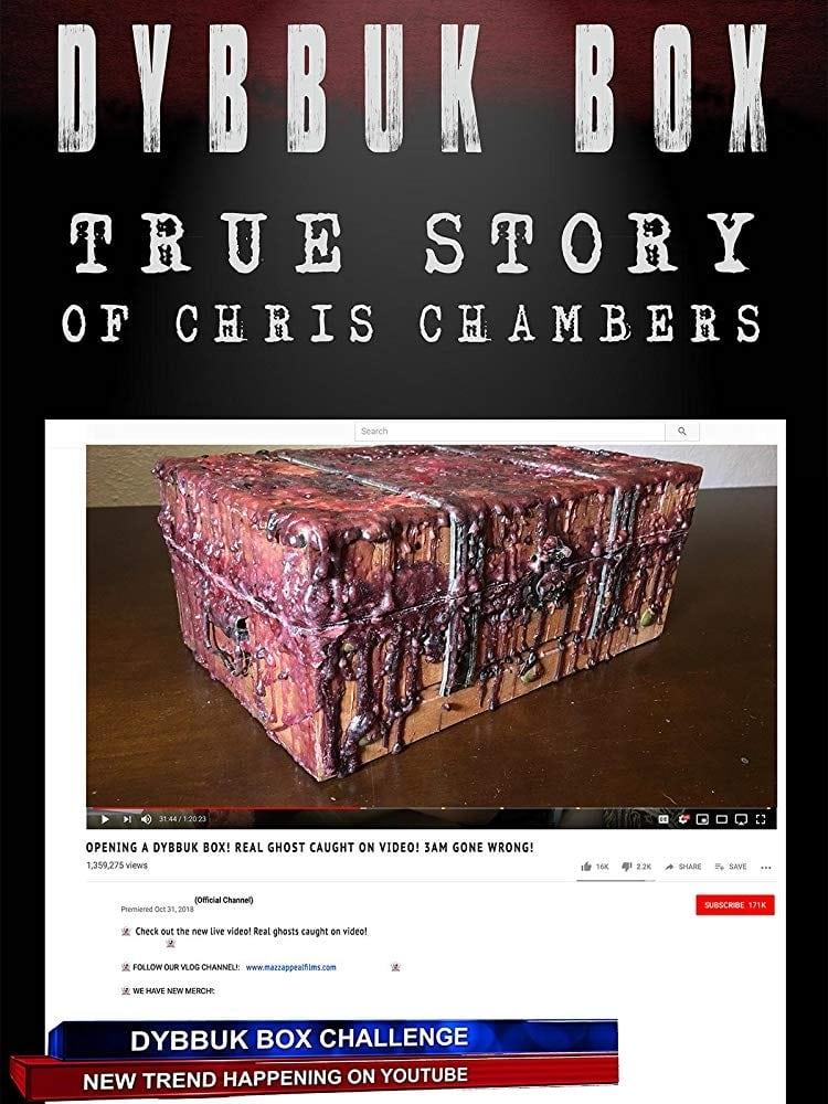 Dybbuk Box – A História de Chris Chambers Dublado