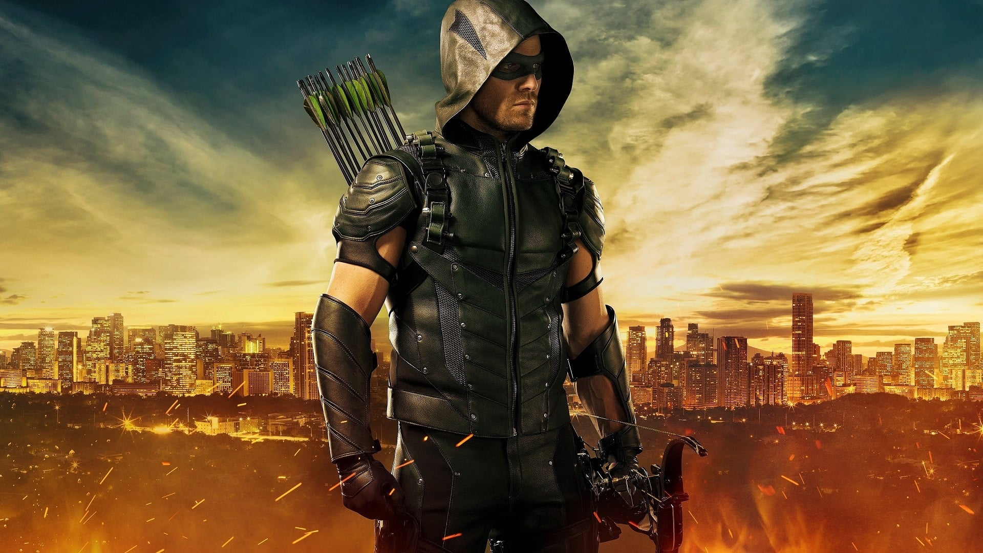 Seriál Arrow online zdarma