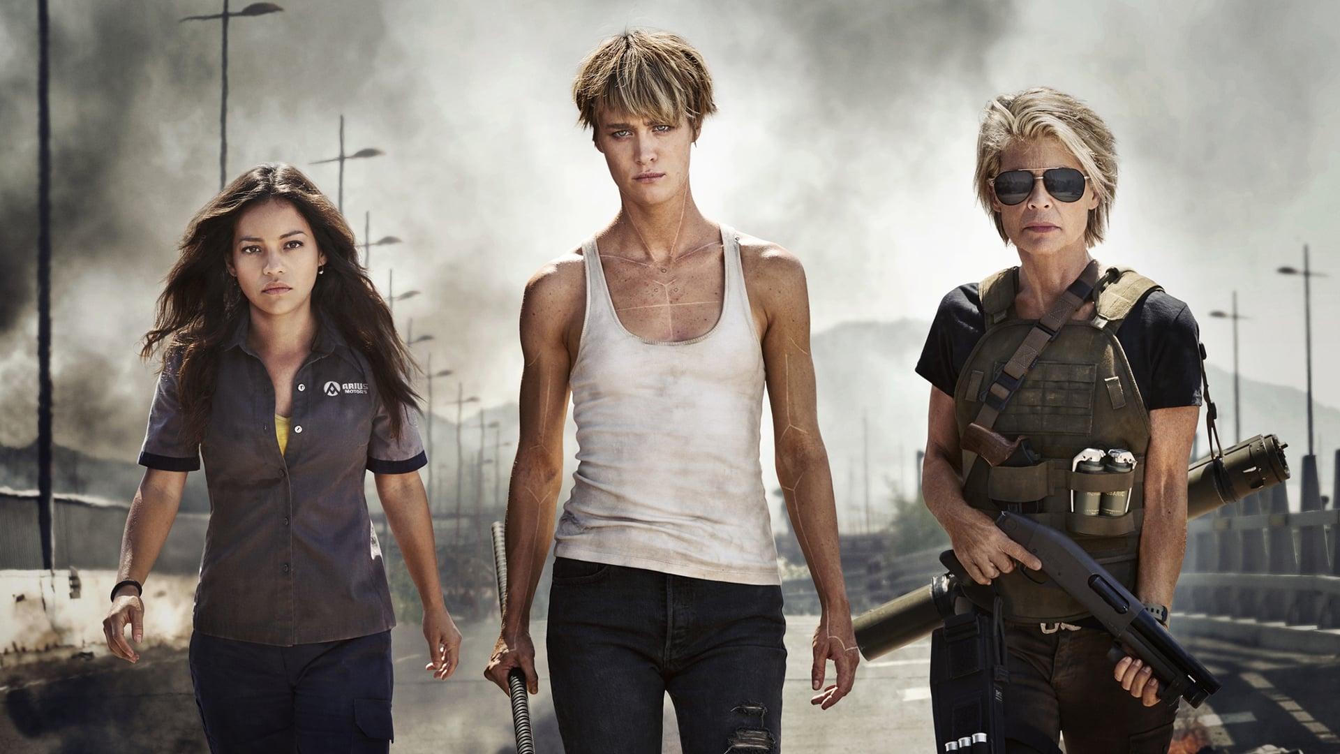 Bakgrund för Terminator: Dark Fate