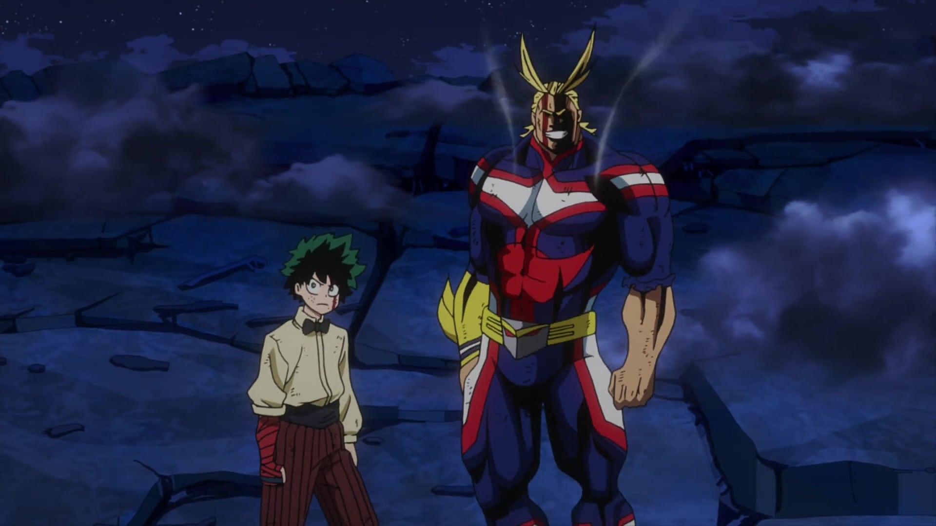 Boku no Hero Academia: Two Heroes