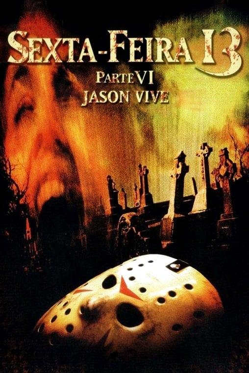 Sexta-Feira 13 – Parte VI: Jason Vive Dublado