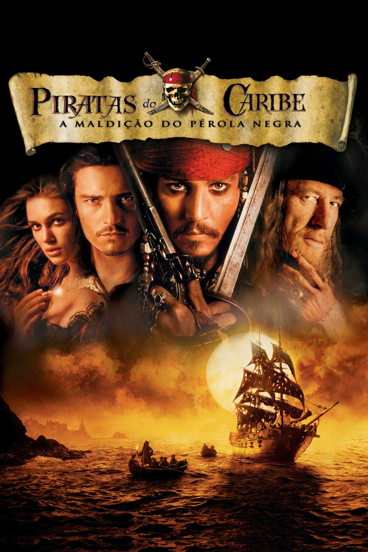 Piratas do Caribe – A Maldição do Pérola Negra Dublado