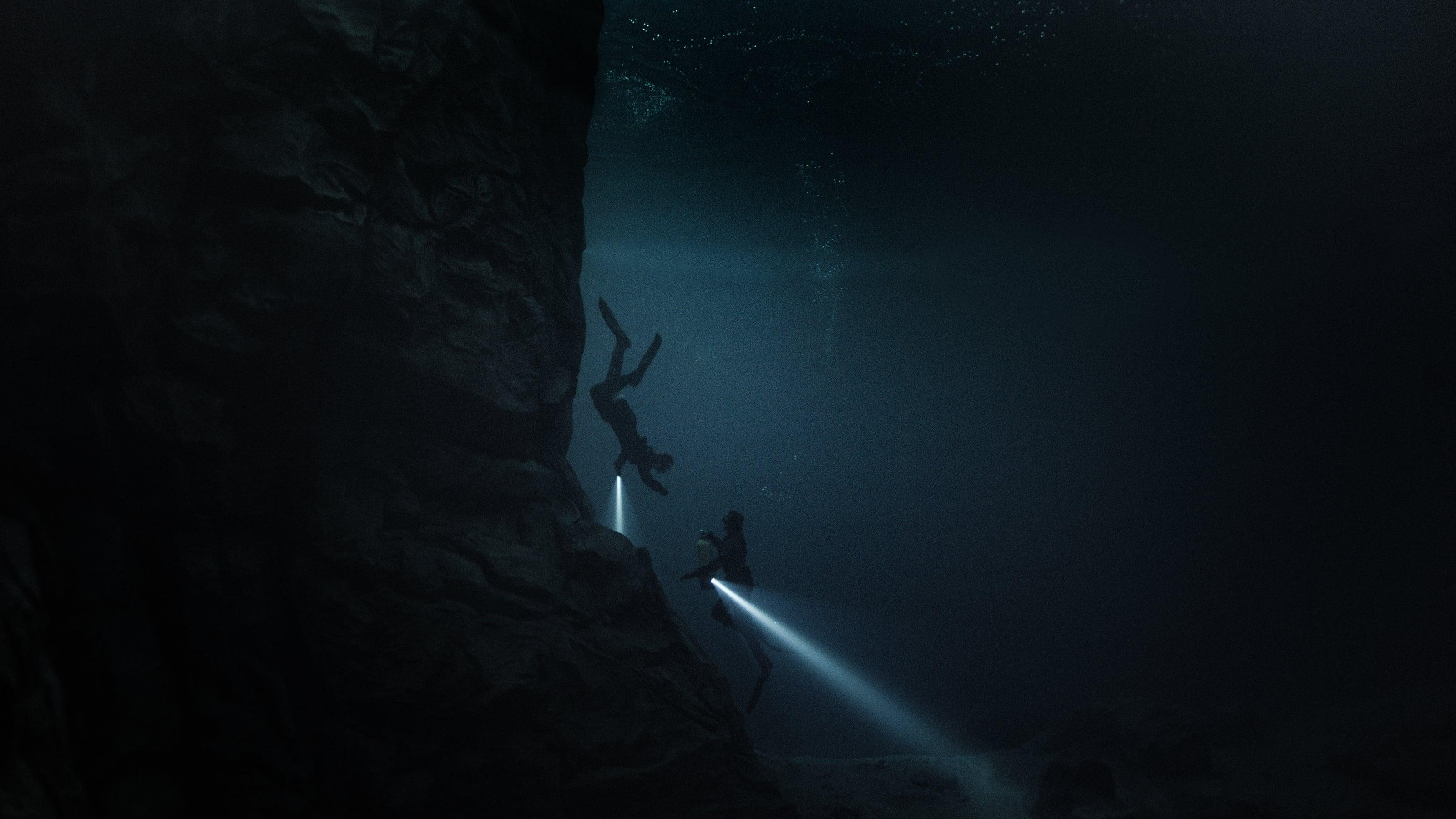 Atrapada en las profundidades