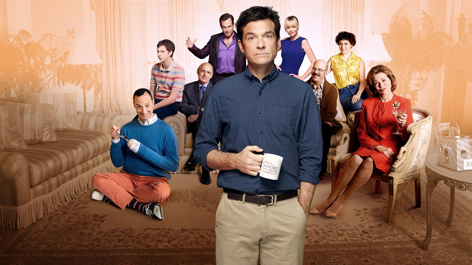 Level-headed son Michael Bluth takes over family affairs after his father is imprisoned. But the rest of his spoiled, dysfunctional family are making his job unbearable.