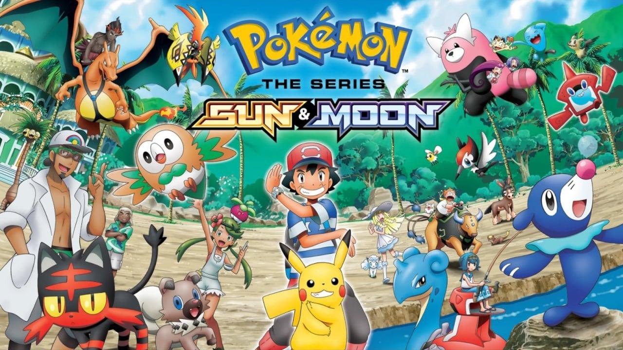 Pokemon Sun & Moon