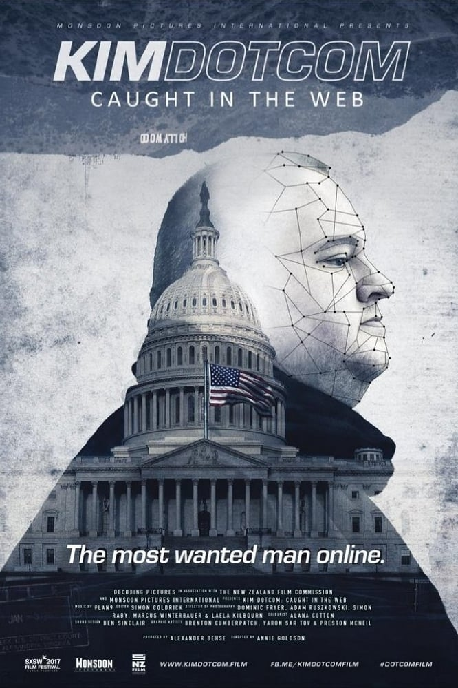 Assistir Kim Dotcom: Caught in the Web Legendado Online Legendado 1080p