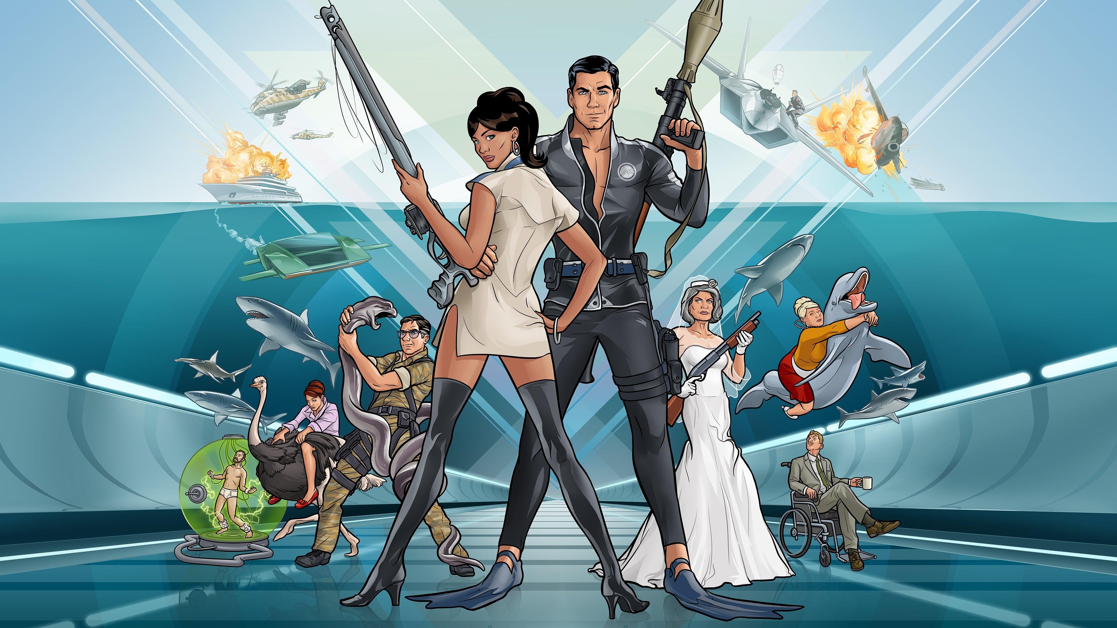 Archer - Season 2